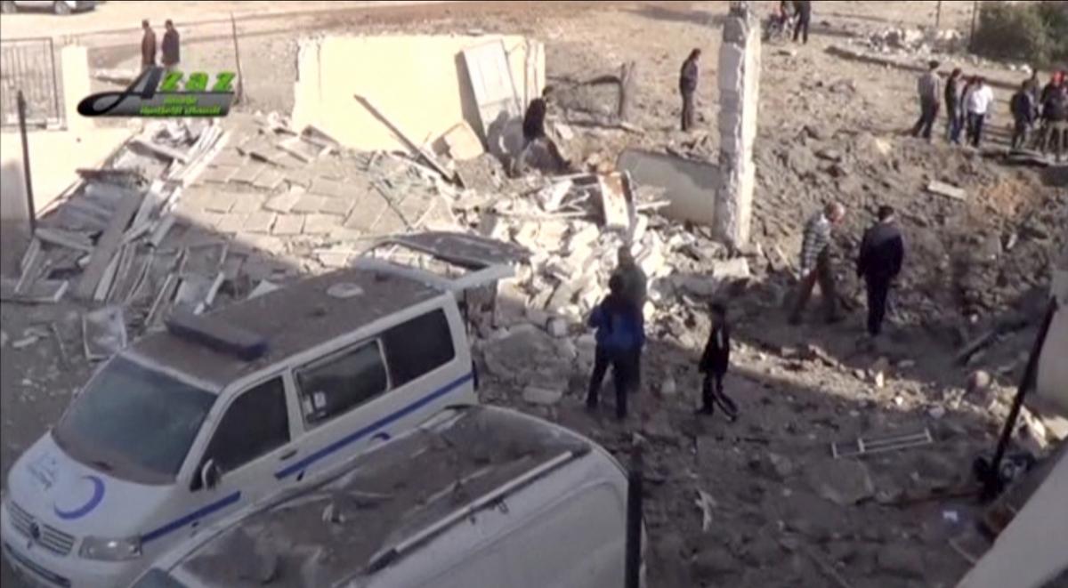 Azaz, Aleppo