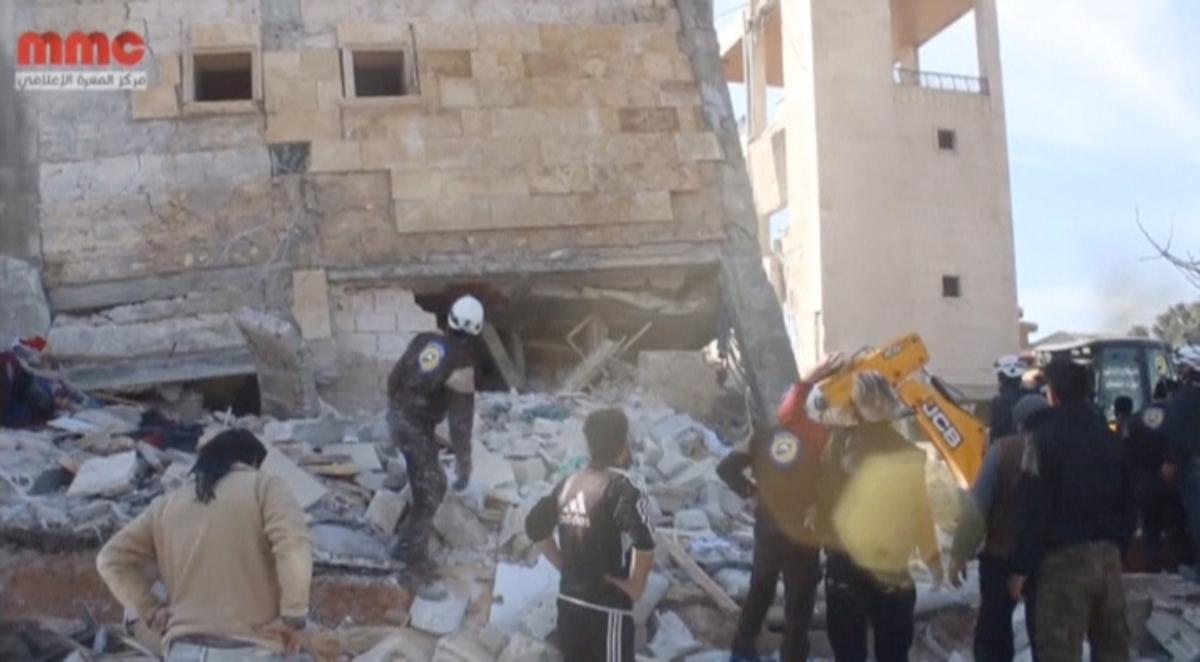 Ma'arat Al Numan, Idlib