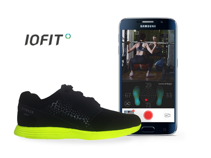 MWC 2016: Samsung-backed smart shoes to double as personal trainer