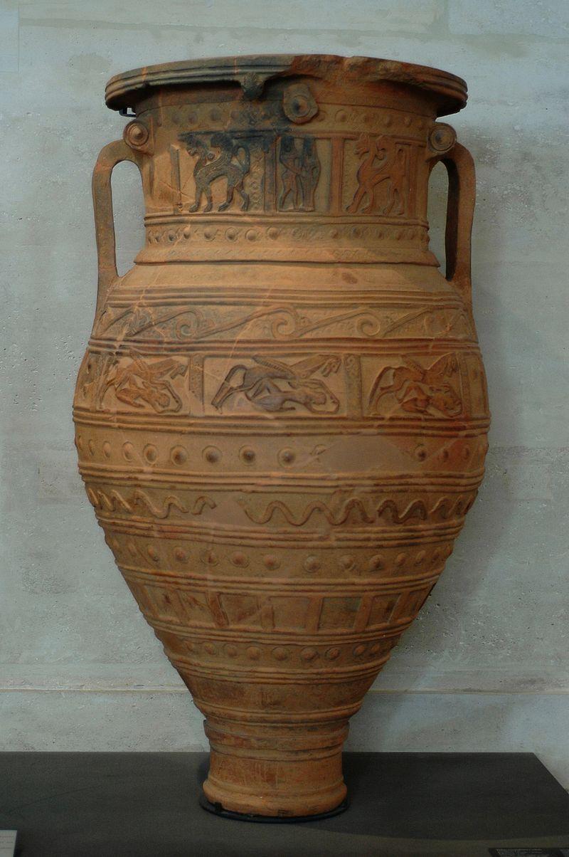 Greek Pithos