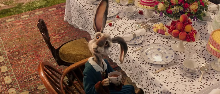 Alice Through The Looking Glass,