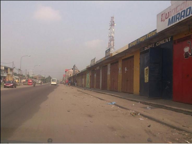 DRC general strike