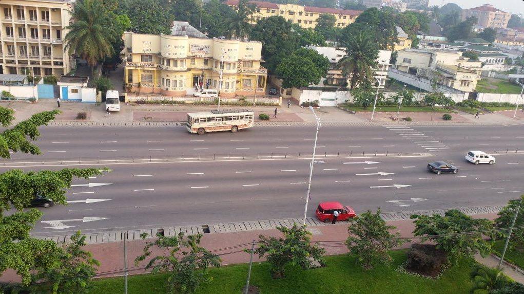 DRC ville mortes Kinshasa