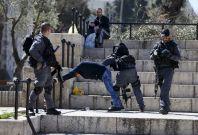 Damascus Gate arrests