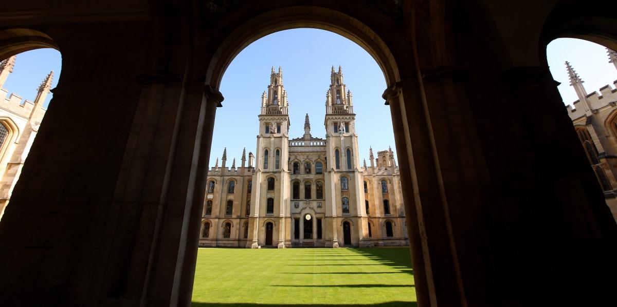 Oxford uni