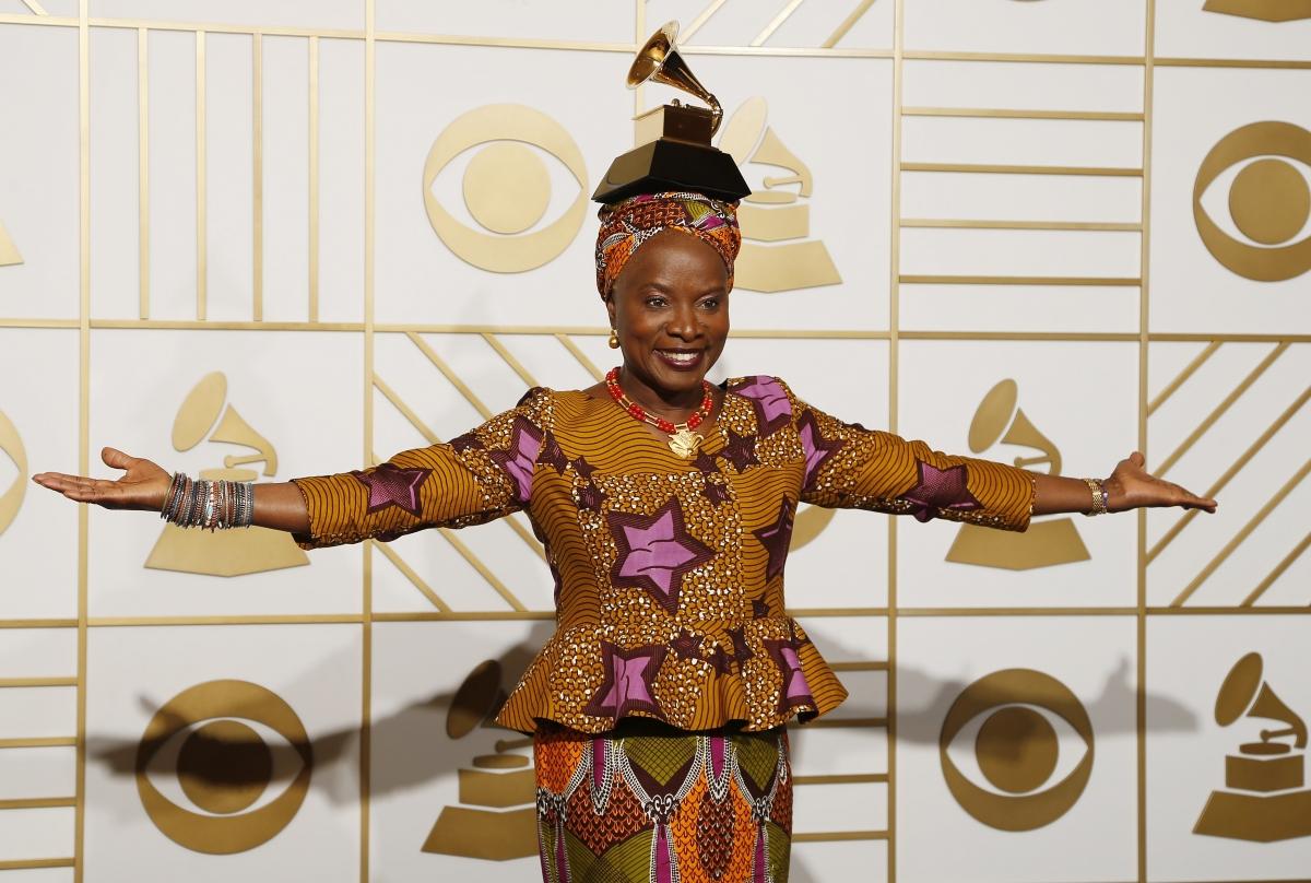 Benin and African superstar Angelique Kidjo