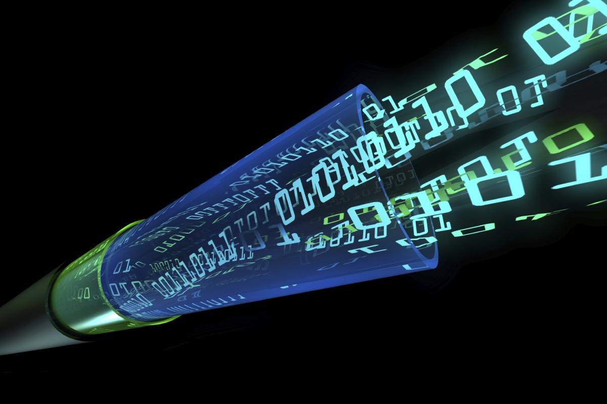 Laser writing data