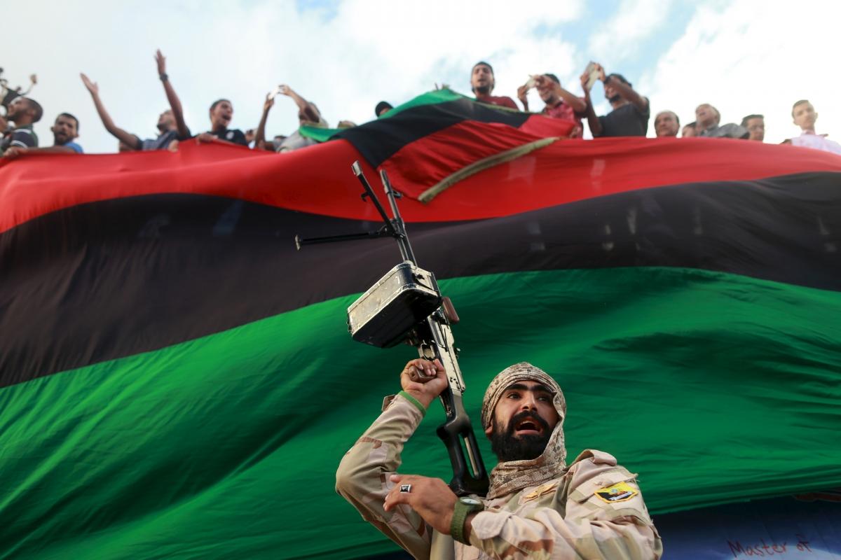 Libya 17 February Revolution