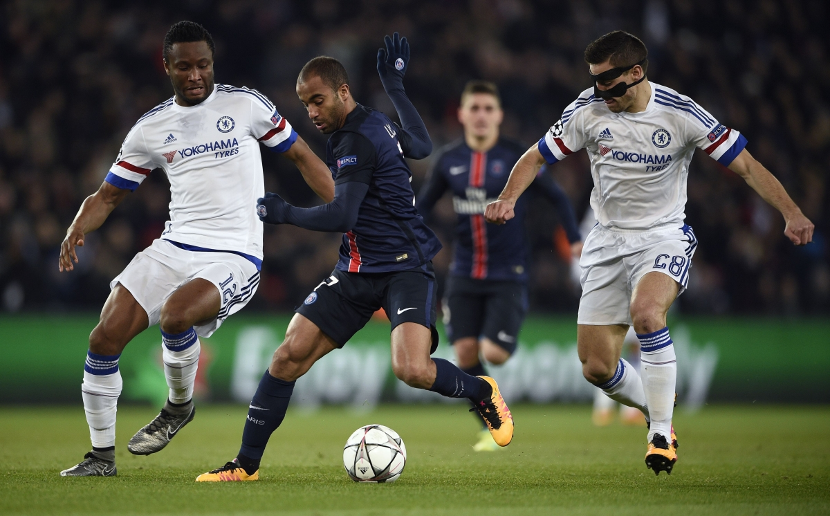 Paris Saint Germain vs Chelsea