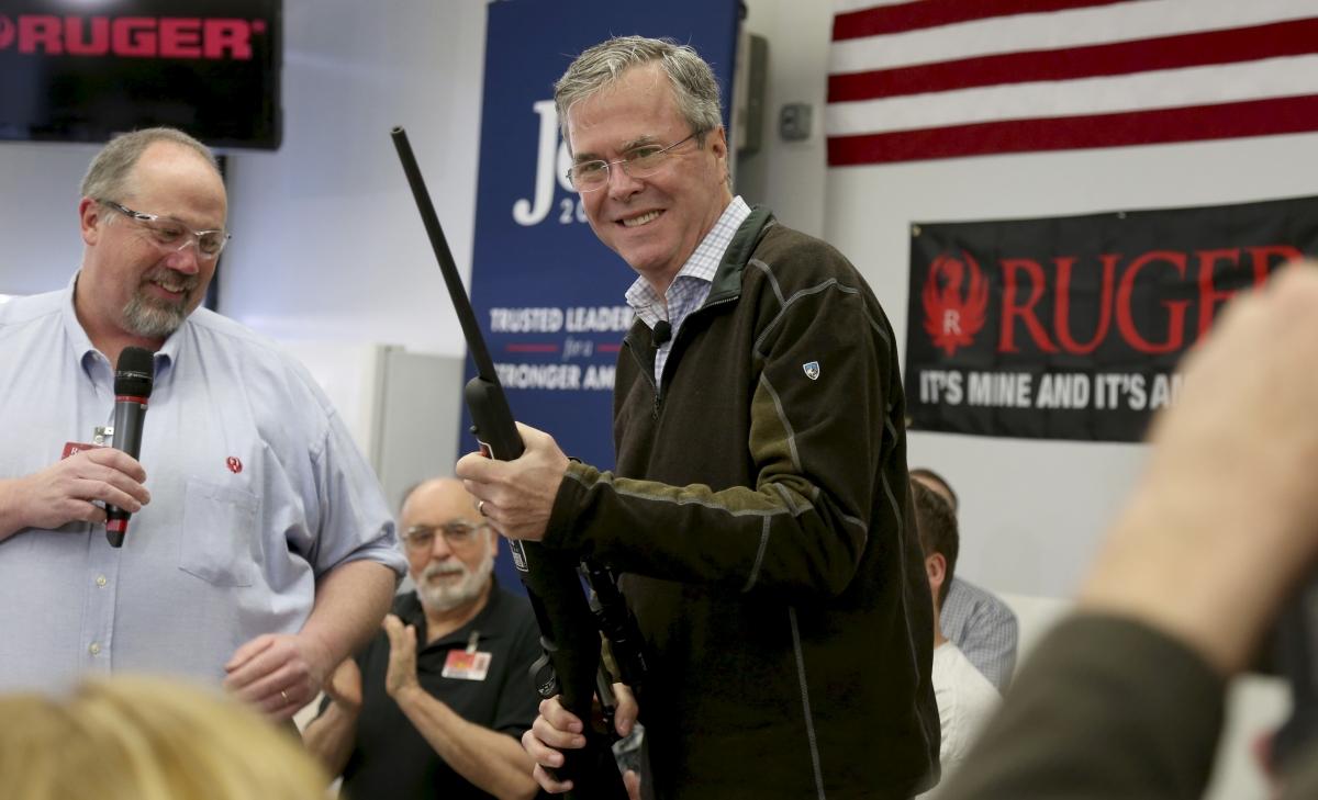 Jeb Bush Gun America