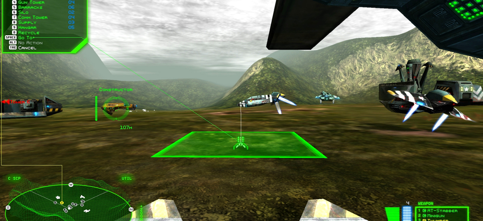 Battlezone returns: First look trailer out for Battlezone 98 Redux