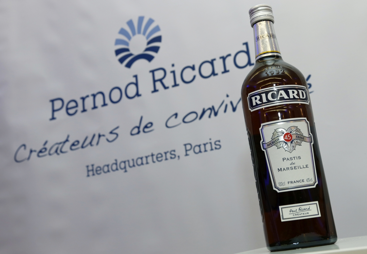 Pernod Ricard to launch five new wines targeted at 18 to 34-year-old drinkers in the UK