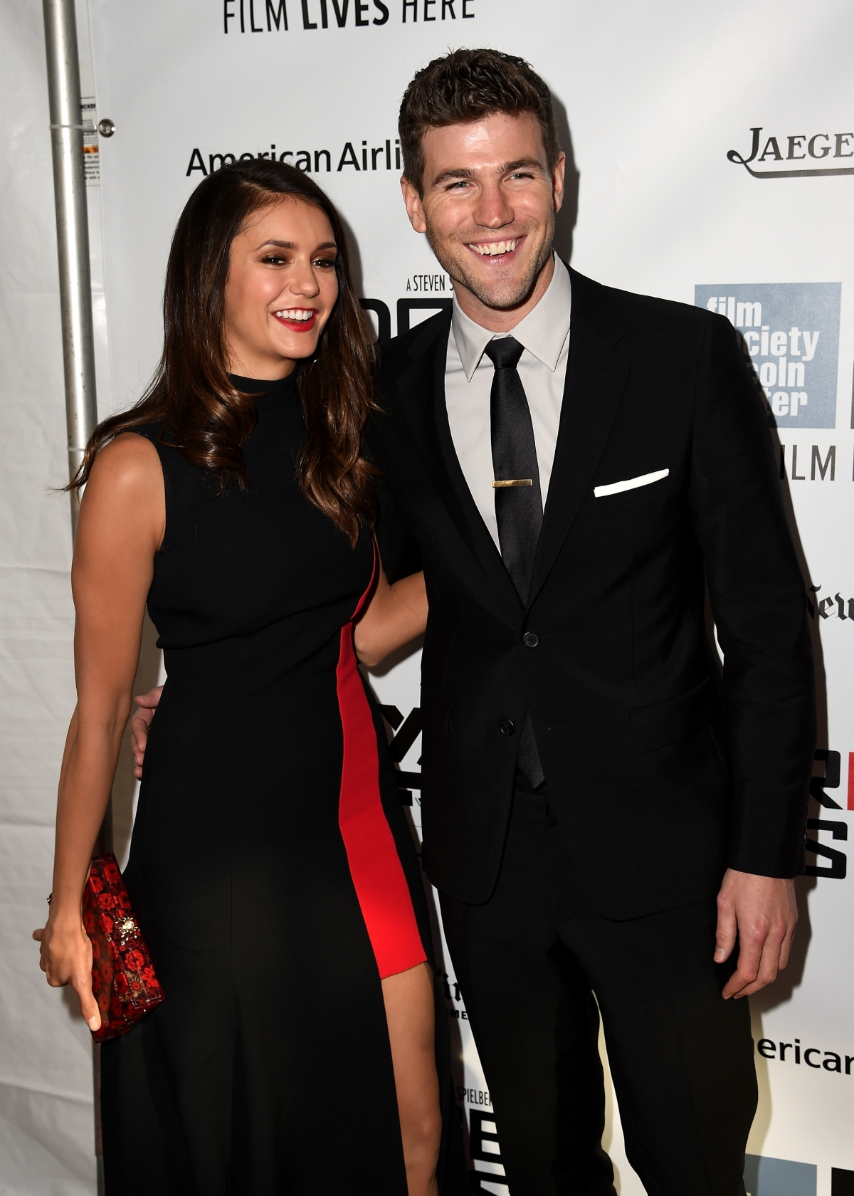 Nina Dobrev and Austin Stowell