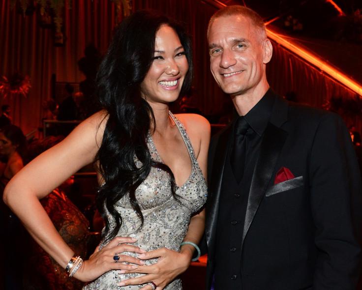 Kimora Lee Simmons and Tim Leissner
