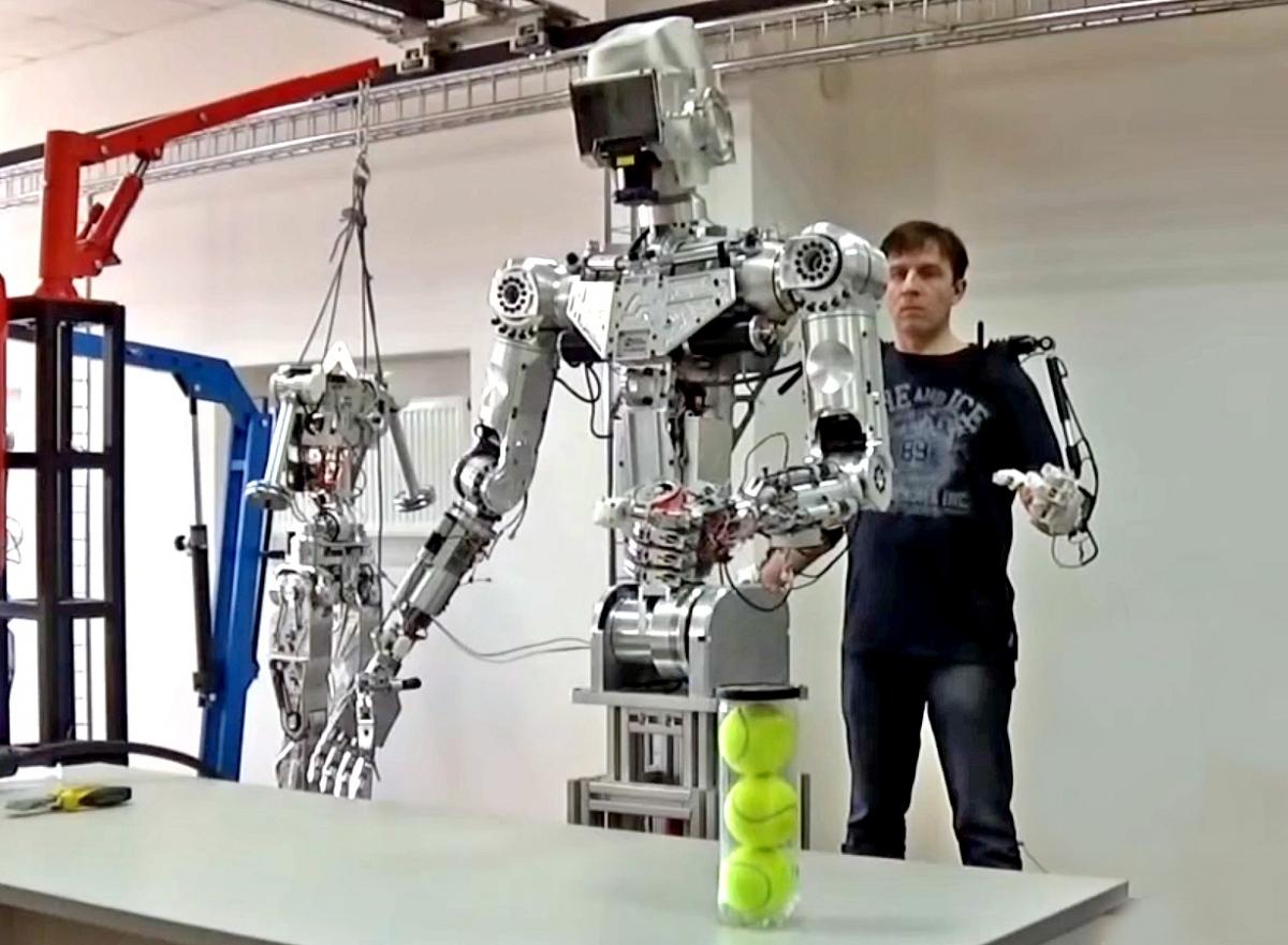 Fyodor humanoid robot