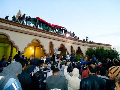 Libya revolution photos
