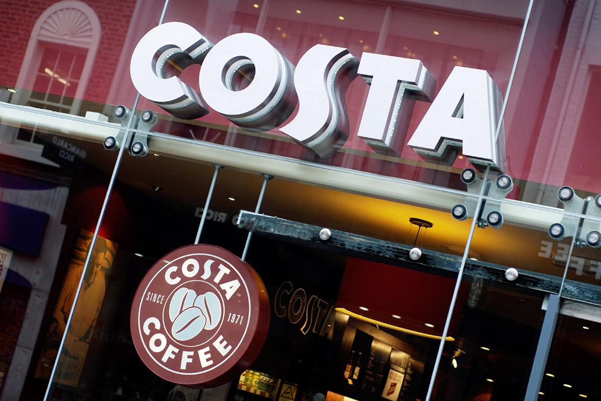 Vegan Drinks at Costa Coffee UK 2021