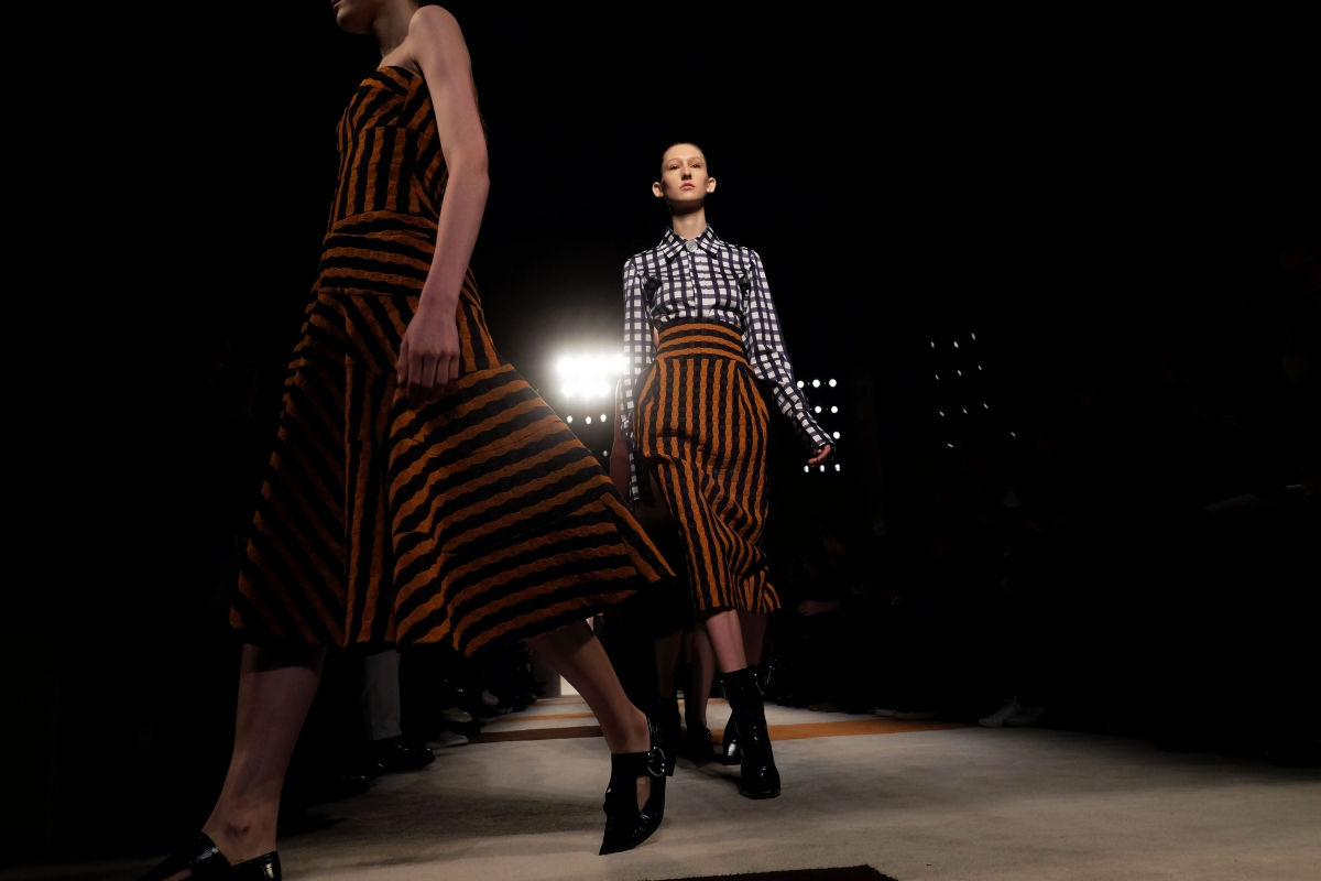 NEW York Fashion Week best bits