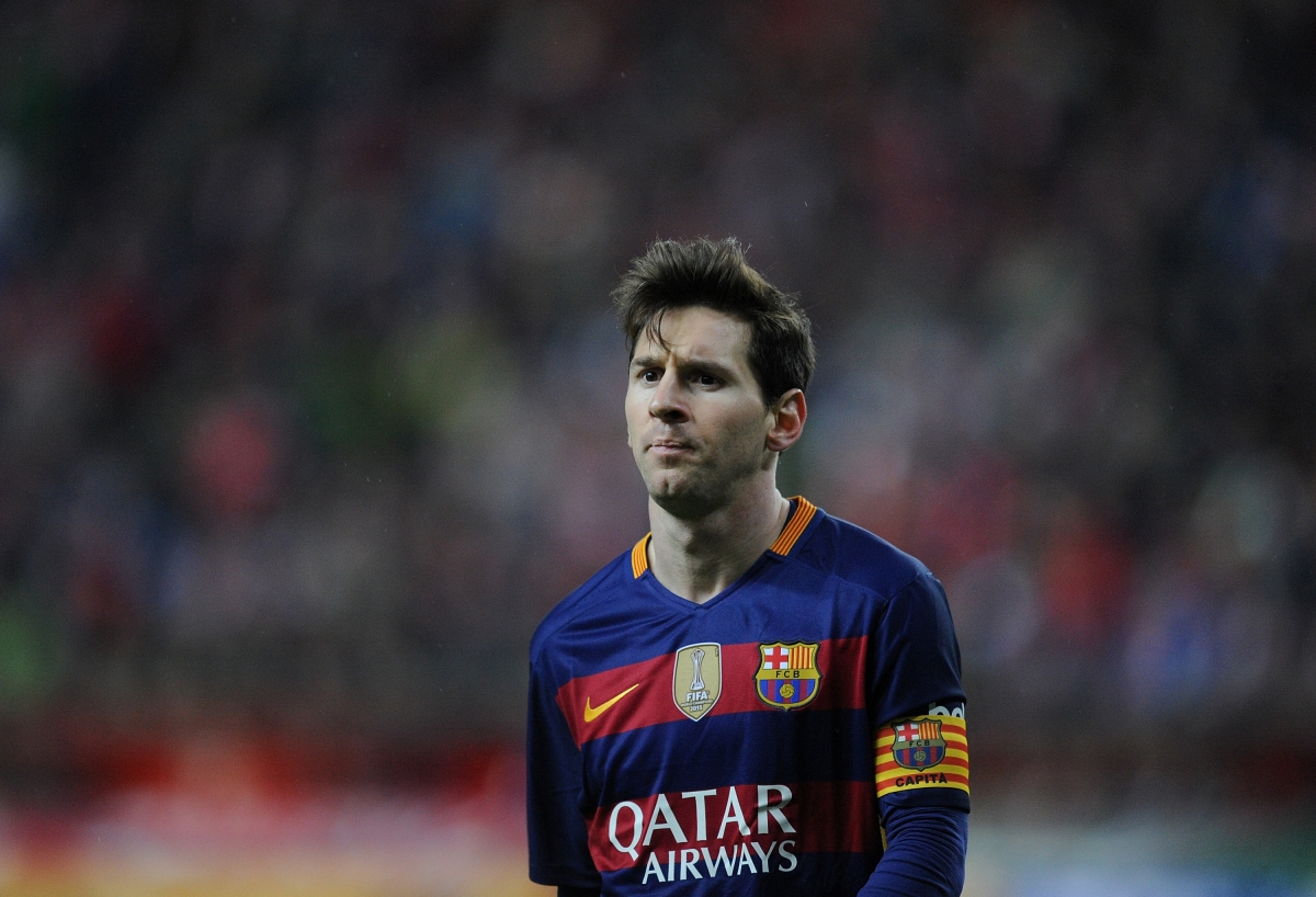 Lionel Messi has another record