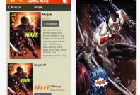 Comic Blitz iOS App