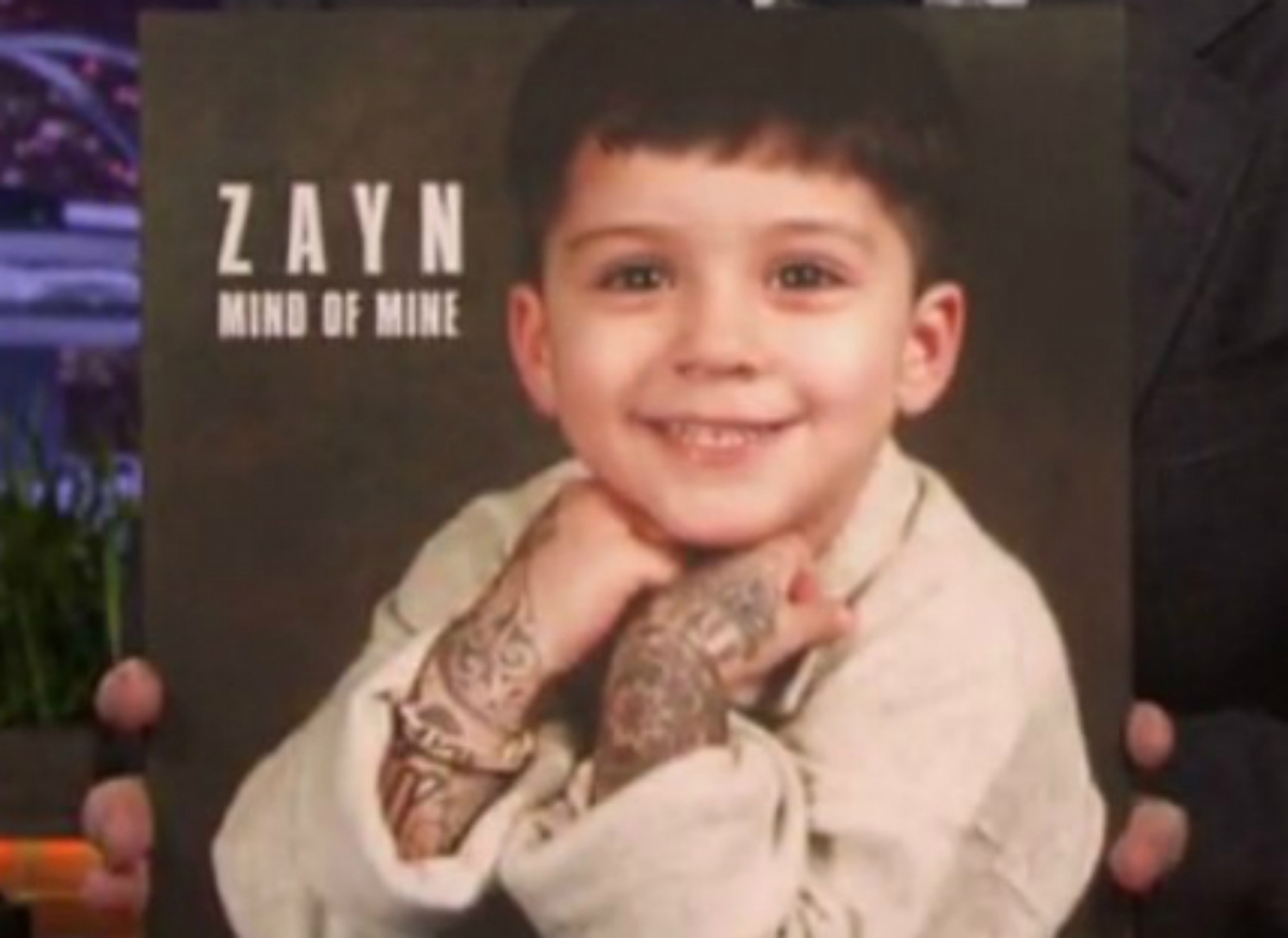 Zayn Malik album