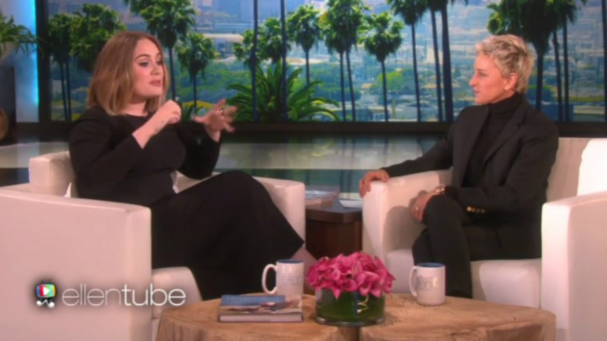 Adele's Grammys mishap: 'Embarrassed' singer says Justin ...