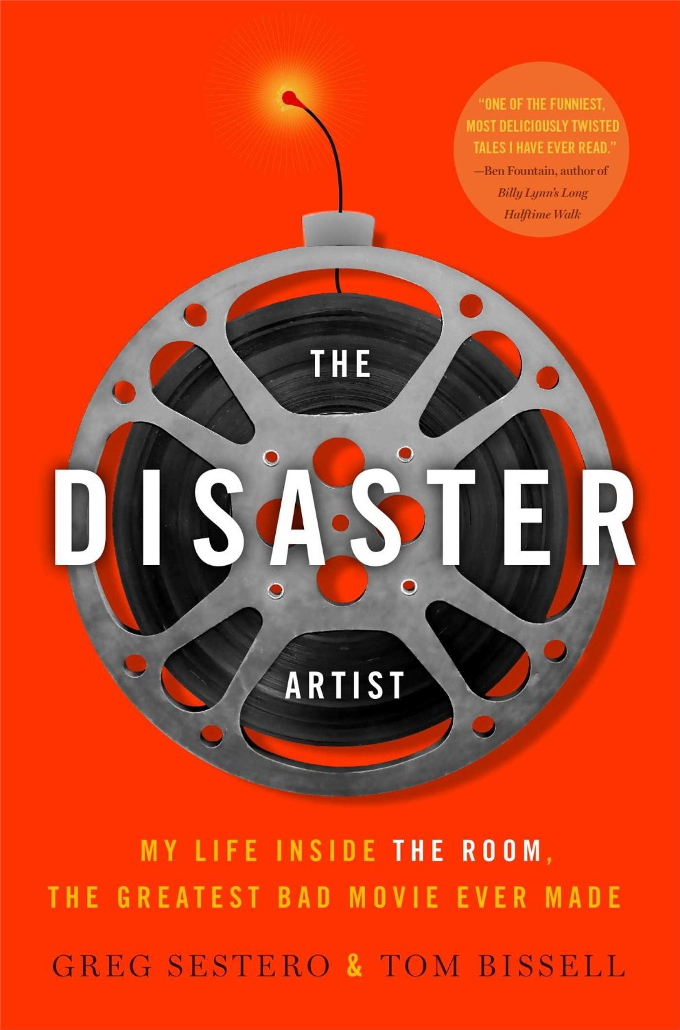 The Disaster Artist book