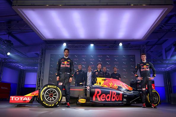 Red Bull Racing f1