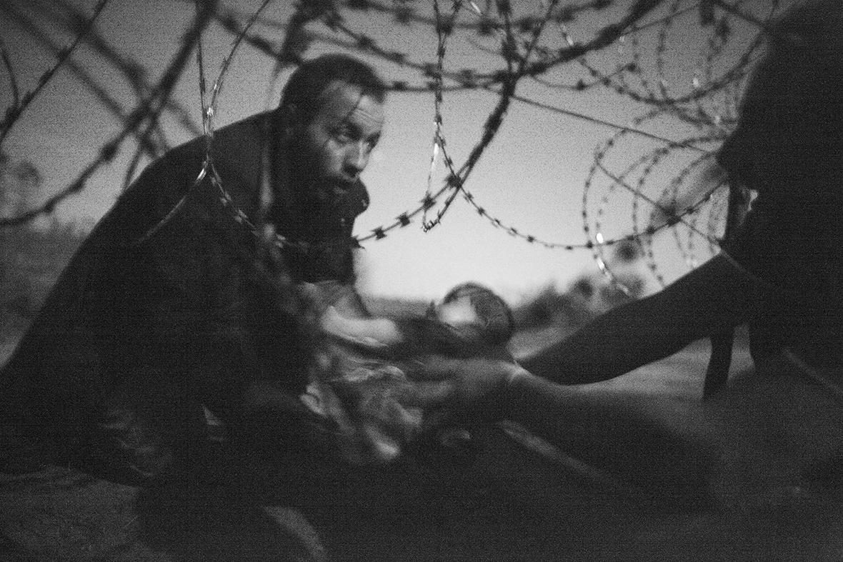 World Press Photo of the Year 2016