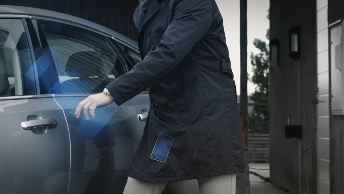 Volvo to replace car keys with smartphone app in 2017