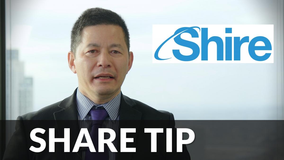 share tip