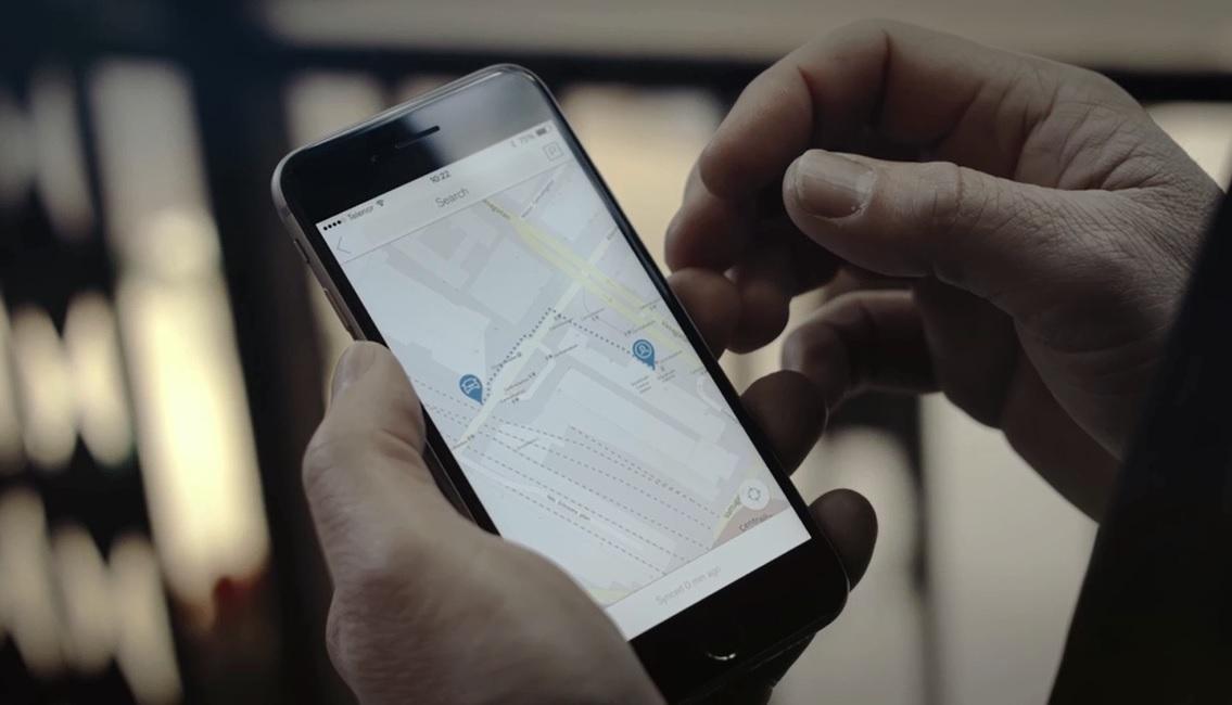 Volvo key app