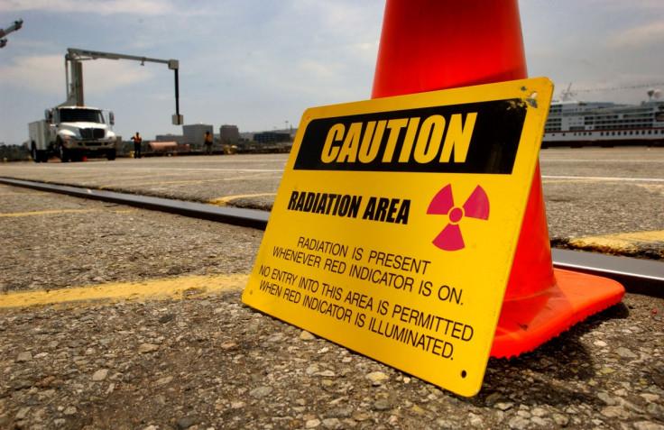 Radioactive material