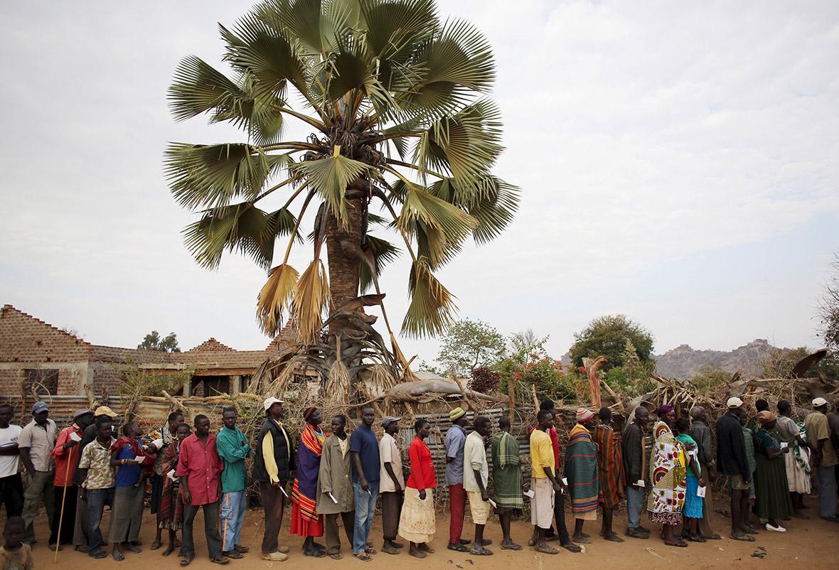 Uganda vote