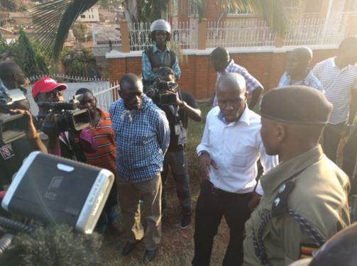 Vote rigging allegation in Uganda