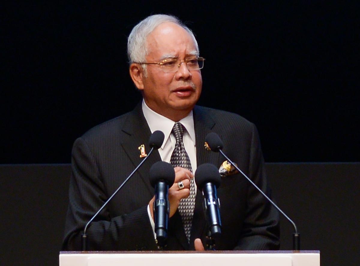 Najib Razak Malaysia