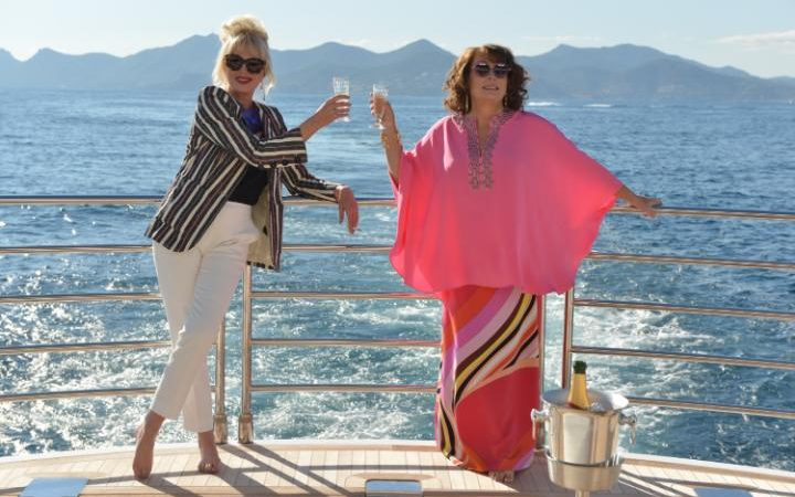 Ab fab the movie