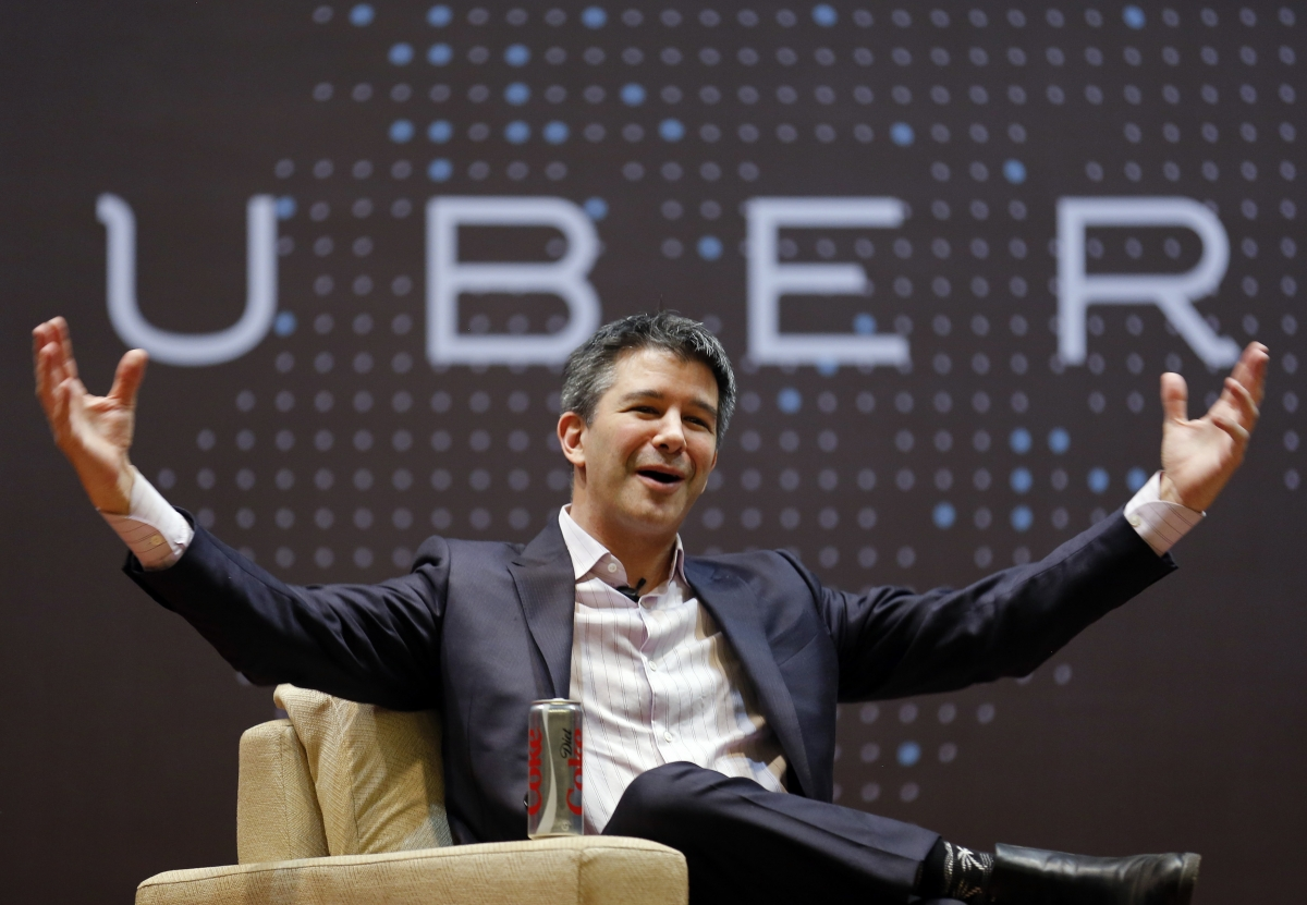 Uber losing $1 billion a year