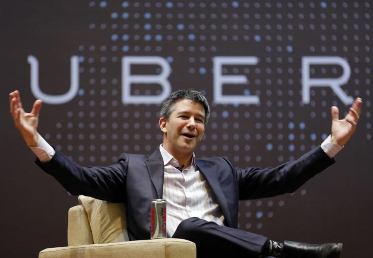 Uber losing $1 billion a year