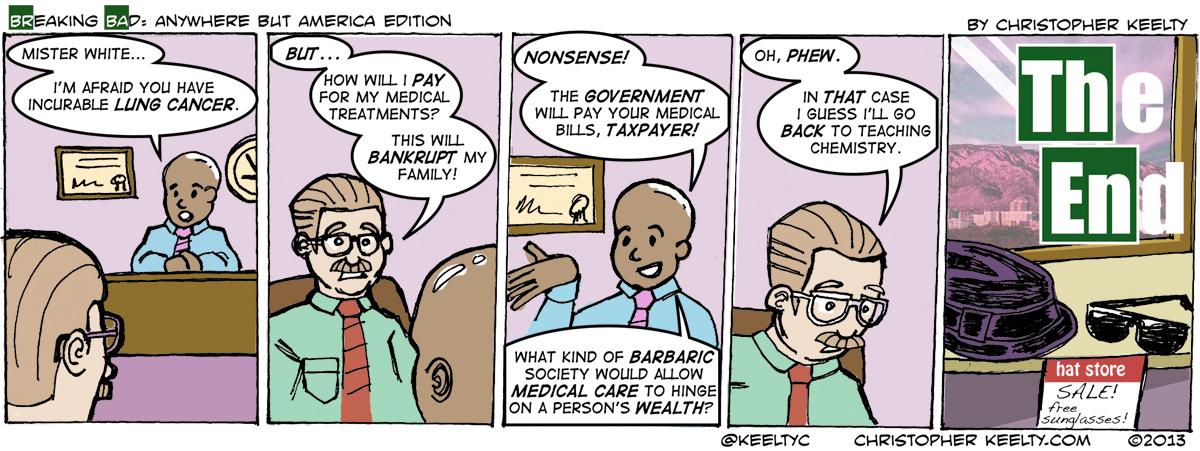 Breaking Bad cartoon