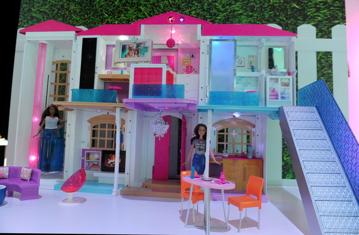 Barbie smart Dreamhouse
