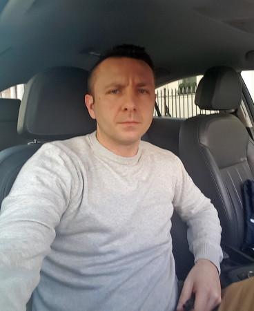 Lucas Malec, Uber driver