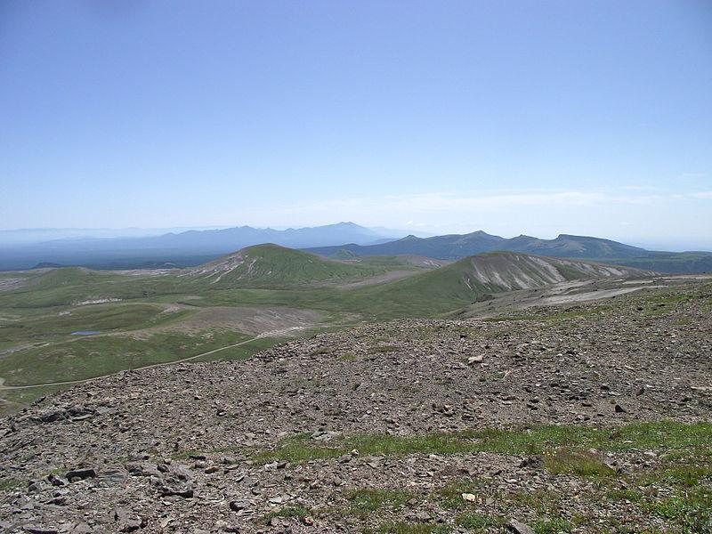 Mount Paektu