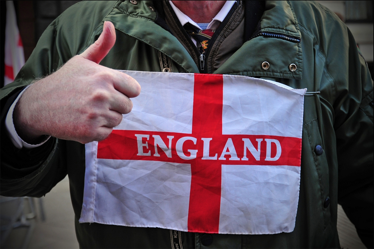 English flag