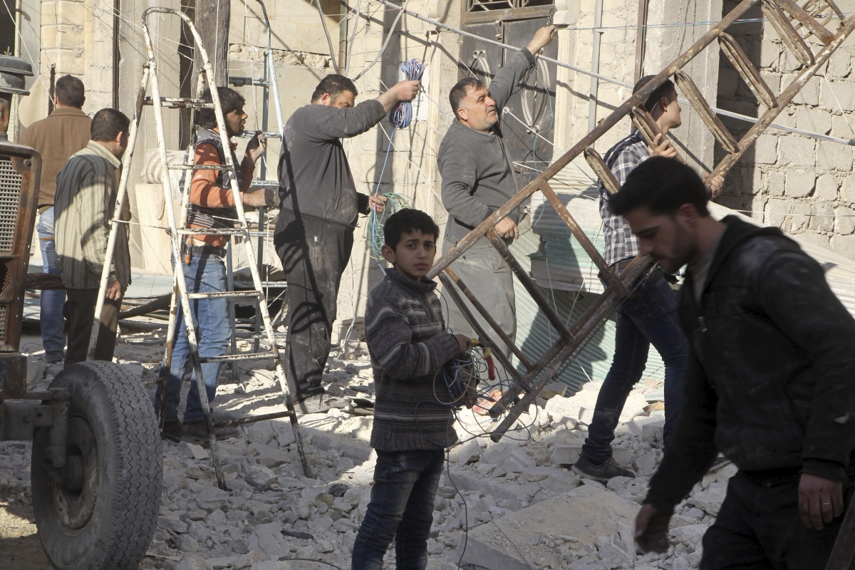syria civilian casualties 2016