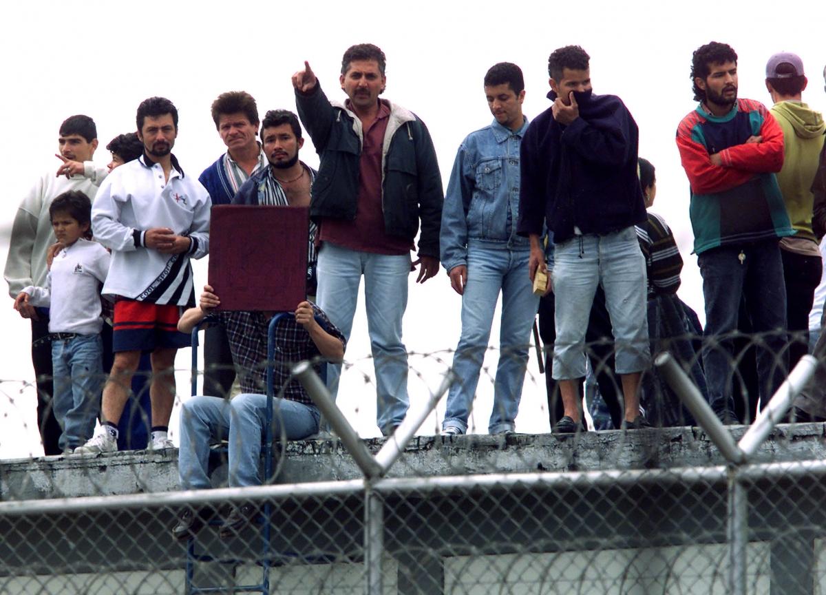 la modelo prison bogota 1999