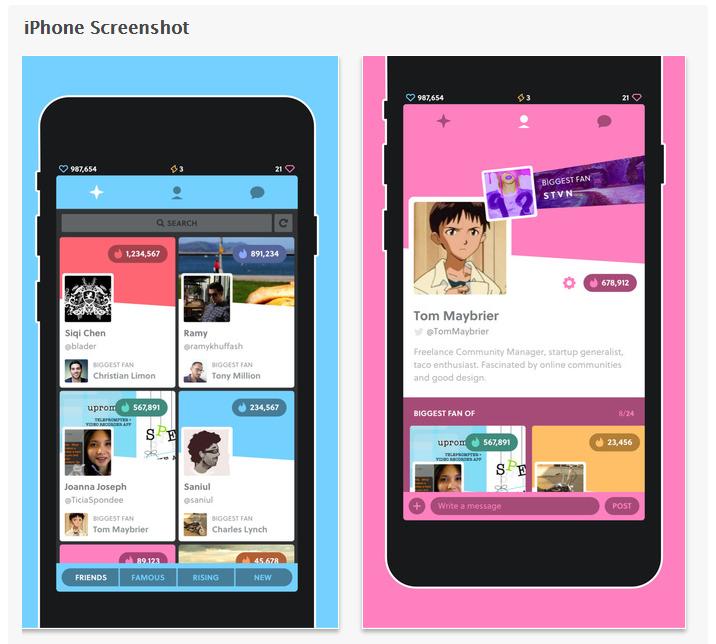 Fomous App