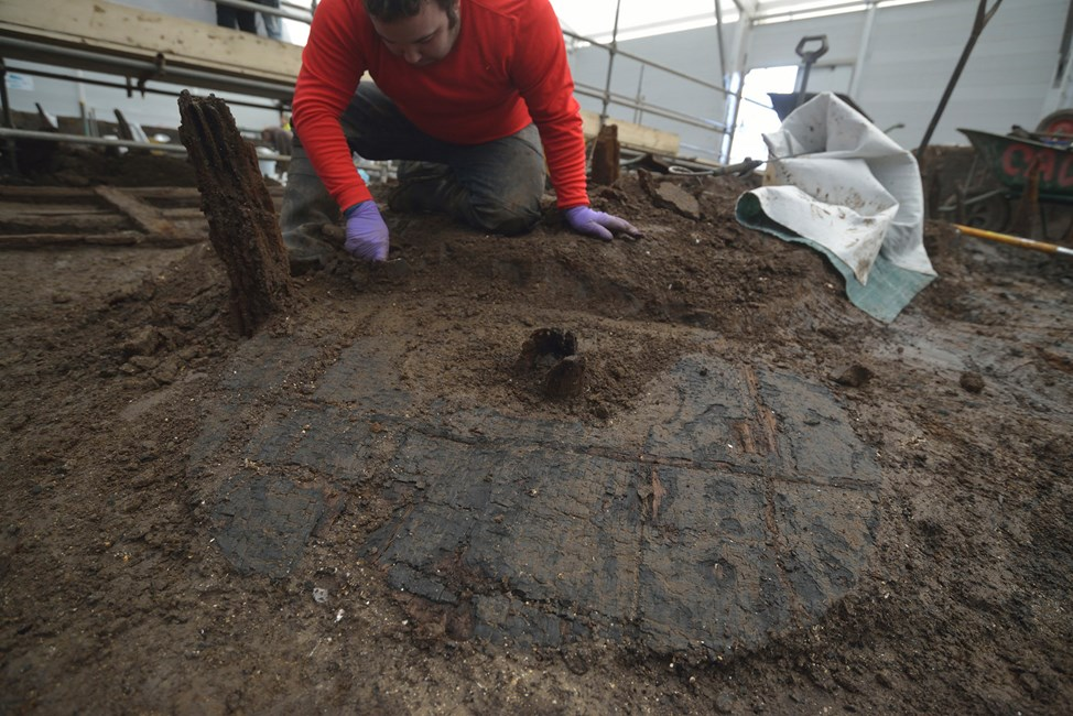 Bronze Age wheel, Must Farm
