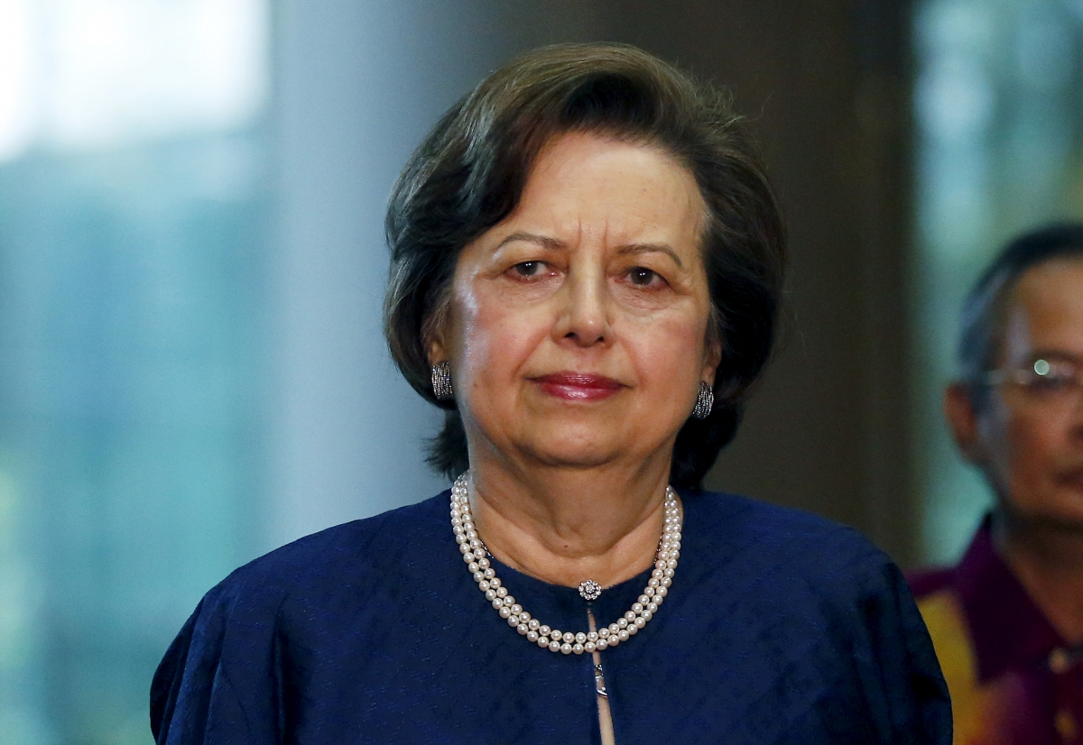 Bank Negara governor