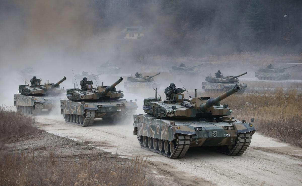 South Korea US drill, North Korea threat